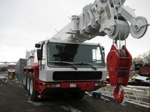 Heavy Machinery Rigging Services