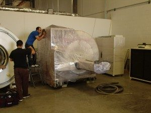MRI Cold Storage of Fort Lauderdale Florida