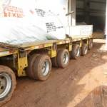 rigging transporting