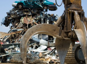 Equipment Removal Scrap Disposal Programs
