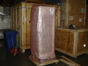 vacuum seal barrier