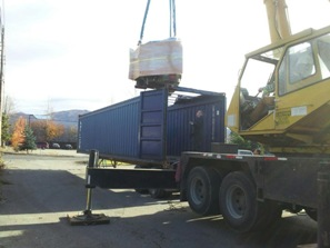 Newark MRI Moving