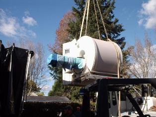 Heavy Rigging Logistics